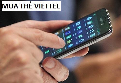 MyTimviec.com - Hướng dẫn người sử dụng mua thẻ cào dt mạng Viettel nhanh chóng bây giờ