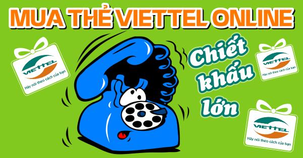 beat9x.com - Mẹo mua thẻ cào dt Vietttel nhanh nhất các bạn nên biết