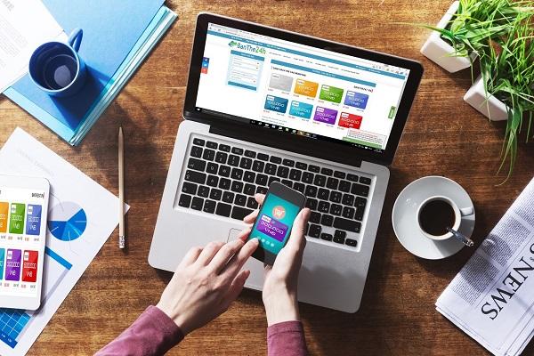 toimuonxem.com - Mách các bạn cách mua card nhà mạng Viettel nhanh bây giờ