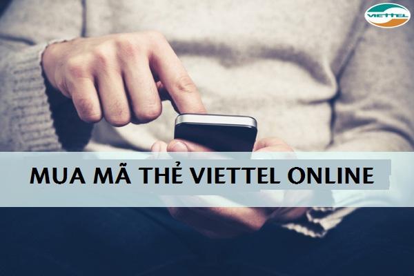 thichxemgi.com - Mách người sử dụng phương pháp mua thẻ nạp Viettel dễ dàng hiện nay