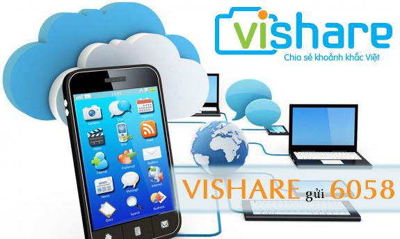 Hướng dẫn cách cài đặt dịch vụ ViShare Vinaphone trên di động nhanh nhất