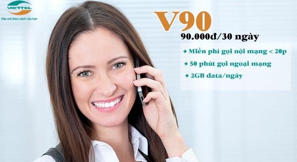 vnNewspot.com - Nhận ngay ưu đãi siêu khủng khi đăng ký gói cước V90 Viettel