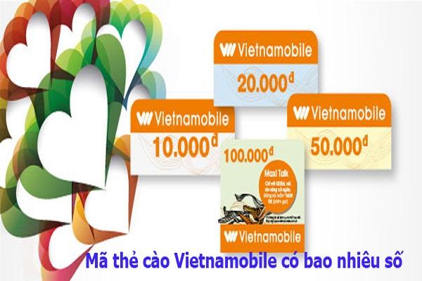 Thẻ cào Vietnamobile, làm sao mua thẻ Vietnamobile online giá rẻ