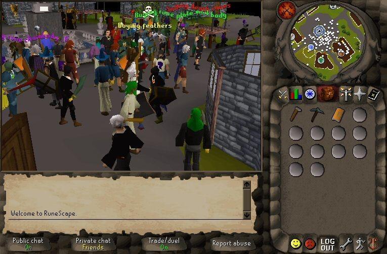 Tựa game Runescape chính thức chuẩn bị đóng cửa sau gần 20 năm