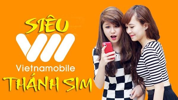 Hòa mạng Siêu Thánh sim Vietnamobile – Miễn phí gọi, sms, data và gọi liên mạng giá rẻ