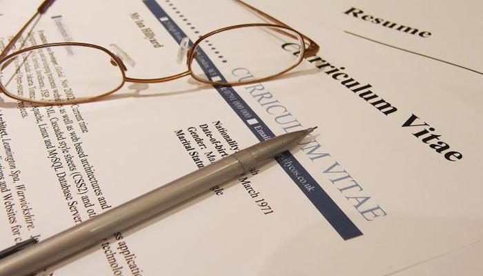 Những lỗi sai cơ bản không nên có khi viết đơn xin việc