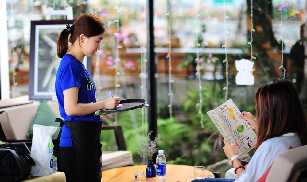Những công việc làm thêm lương cao dành cho sinh viên