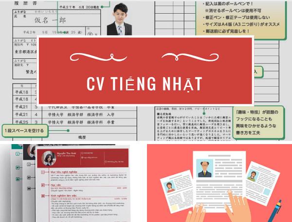 Hướng dẫn viết cv tiếng Nhật chuẩn chỉnh nhất cho người mới