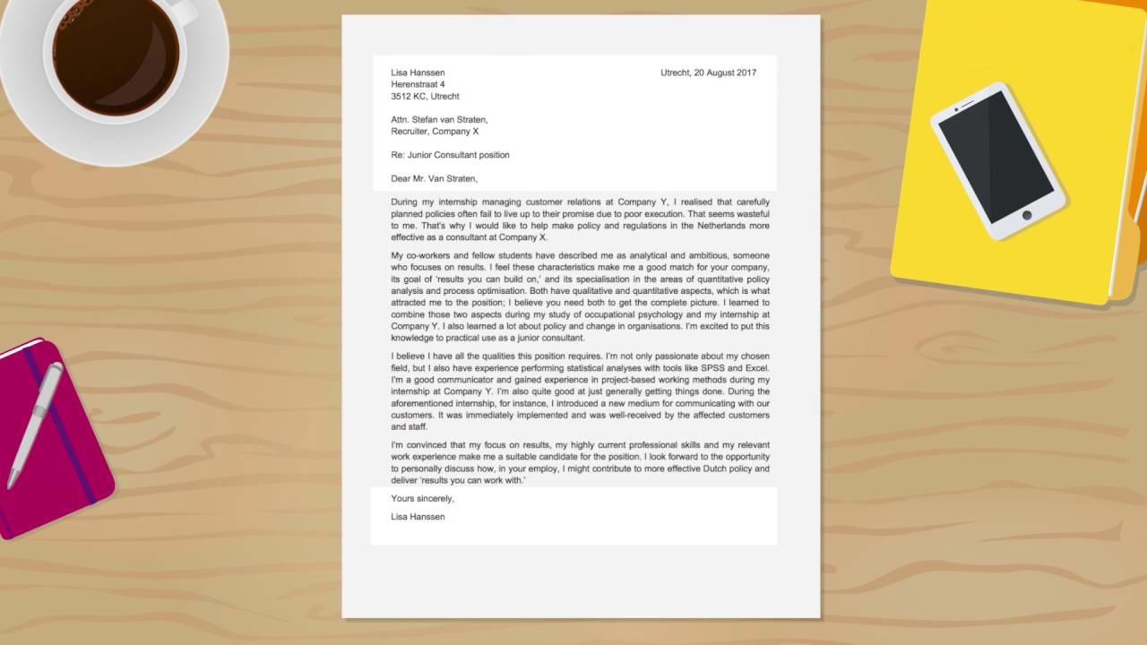 Cách viết mẫu cover letter thiện cảm với nhà tuyển dụng