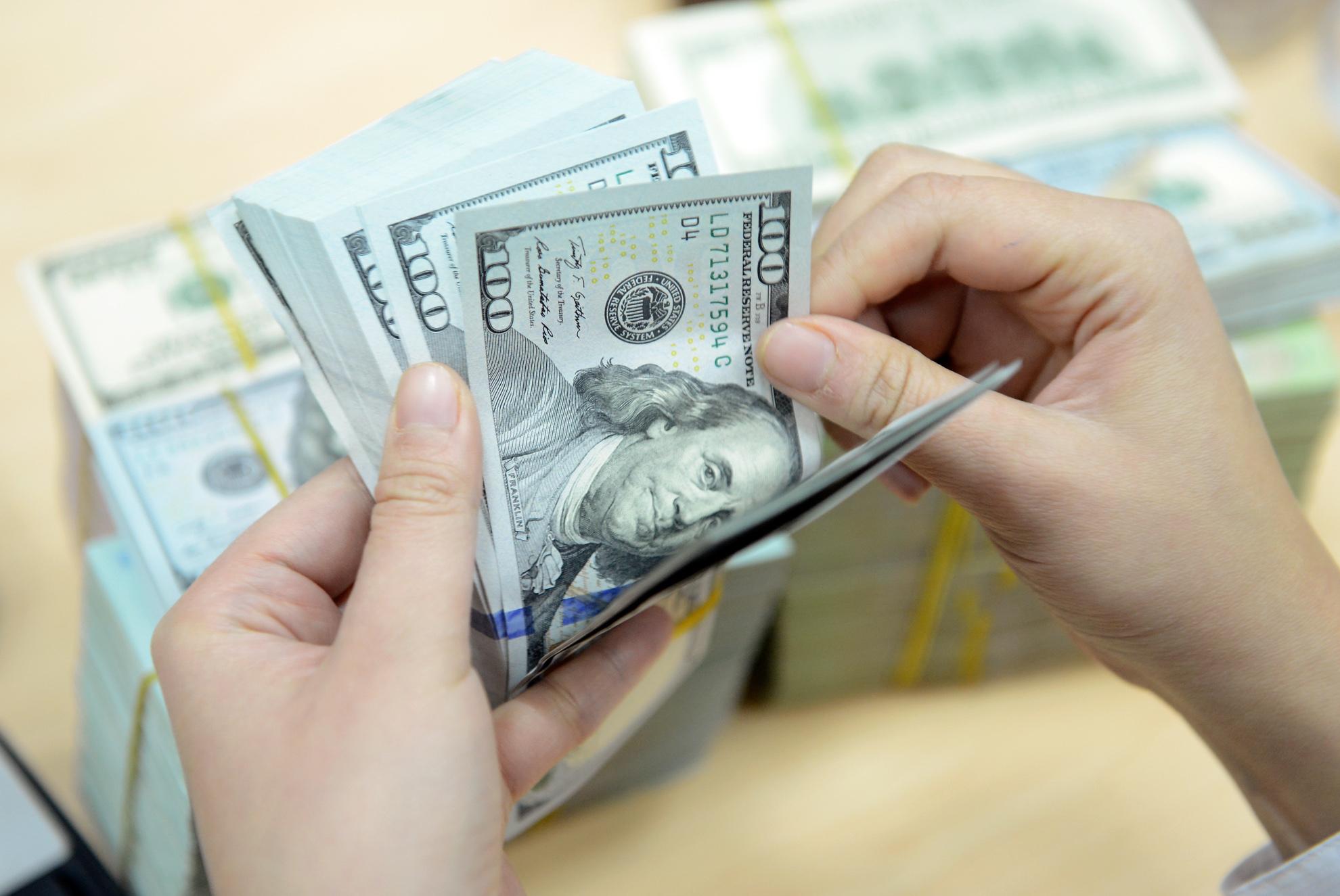 Tăng lương dự tính mức lương thời khủng hoảng