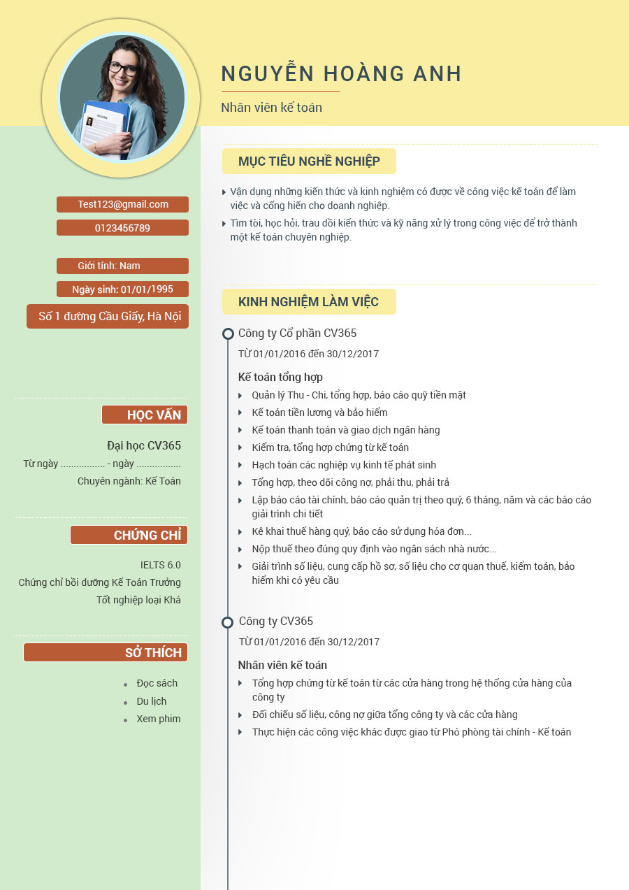 Làm sao chuẩn bị CV phỏng vấn giúp bạn vượt qua thử thách nhà tuyển dụng?