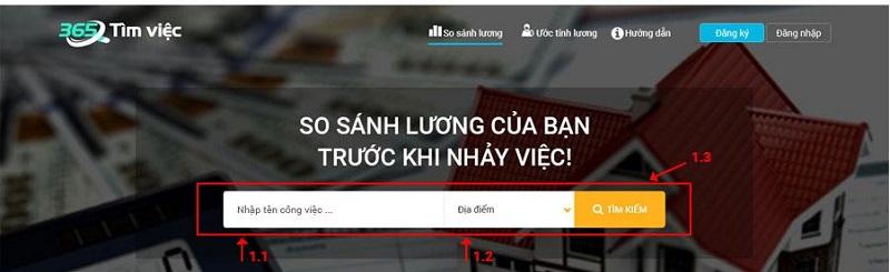 """""""Tra cứu lương"""" tại Timviec365.vn hấp dẫn như thế nào?"""